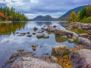 Eagle Lake, Acadia National Park, Bar Harbor, Maine2011© 2017 Viktor Hancock - Image 24366_0094