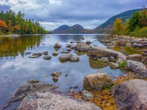 Eagle Lake, Acadia National Park, Bar Harbor, Maine2011© 2017 Viktor Hancock - Image 24366_0094