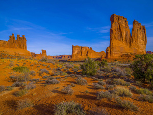 The Guardians, Arches National Park, Utah2012© 2017 Viktor Hancock - Image 24366_0097