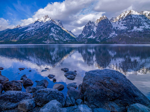 Jenny Lake, Grand Teton National Park, Wyoming2012© 2017 Viktor Hancock - Image 24366_0100