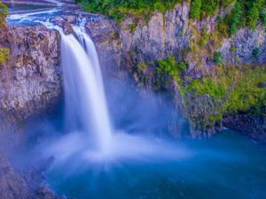 Snoqualmie Falls, Washington2013© 2017 Viktor Hancock - Image 24366_0110