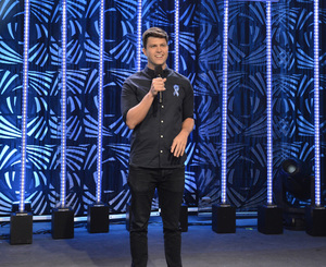 """Stand for Rights: A Benefit for the ACLU""Colin JostMarch 31, 2017© 2017 Dana Edelson - Image 24367_0007"
