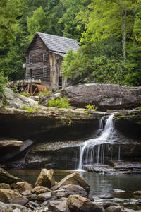 Babcock State Park, West Virginia2012© 2012 Deede Denton - Image 24368_0027