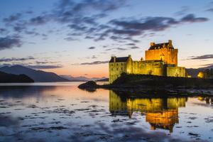 Eilean Donan Castle, Isle of Skye, Scotland2015© 2015 Deede Denton - Image 24368_0084