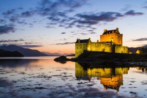 Eilean Donan Castle, Isle of Skye, Scotland2015© 2015 Deede Denton - Image 24368_0085