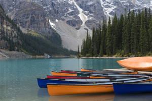 Moraine Lake, Banff National Park, Alberta, Canada2017© 2017 Deede Denton - Image 24368_0365