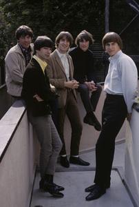 The Leaves (Jim Pons, John Beck, Bill Rinehart, Tom Ray, Robert Lee Reiner)1966© 1978 Gene Trindl - Image 24371_0002