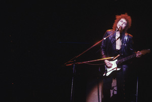 Bob Dylan performing at Madison Square Garden in New York City1978© 1978 Ivy Ney - Image 24372_0007