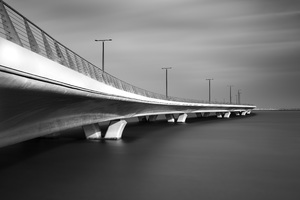 Aqua Serenity (Bridge to Nowhere - United Arab Emirates)2017© 2017 Anthony Lamb - Image 24375_0002