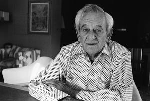 William Wyler at Beverly Hills home 1977© 1978 Steve Banks - Image 24377_0032
