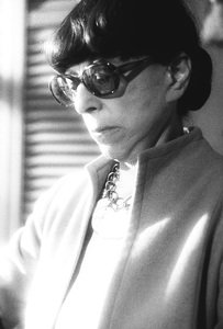 Edith Head at her Beverly Hills home 1977© 1978 Steve Banks - Image 24377_0054