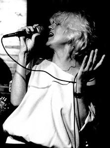 Bonnie Bramlett in North Hollywood, California 1981© 1981 Steve Banks - Image 24377_0076