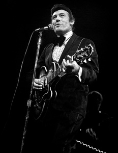 Carl Perkins in New York City 1969© 1978 Steve Banks - Image 24377_0080