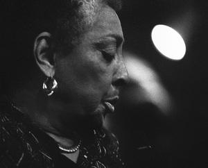 Carmen McRae in Hollywood1988© 1988 Steve Banks - Image 24377_0081