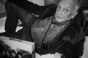 David Bailey in Beverly Hills 2010© 2010 Steve Banks - Image 24377_0089