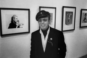 Francesco Scavullo in Santa Monica1988© 1988 Steve Banks - Image 24377_0097