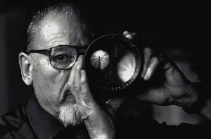 George Hurrell at his Studio City, California home 1979© 1979 Steve Banks - Image 24377_0099
