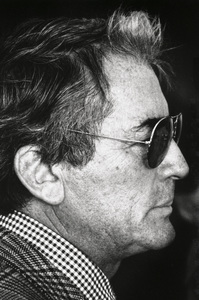 Gregory Peck at his Homby Hills home 1977© 1978 Steve Banks - Image 24377_0103