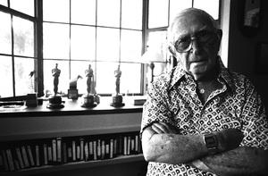 Harry Warren at his Beverly Hills home 1978© 1978 Steve Banks - Image 24377_0105