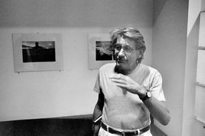 Helmut Newton in Hollywood 1987© 1987 Steve Banks - Image 24377_0108