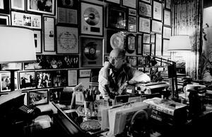 Sammy Cahn Lyricist at his Beverly Hills Home 1980© 1980 Steve Banks - Image 24377_0118