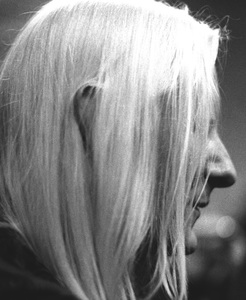 Johnny Winter performing at Madison Square Garden in New York City 1969© 1978 Steve Banks - Image 24377_0132