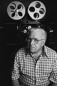 Linwood G. Dunn in Hollywood 1978© 1978 Steve Banks - Image 24377_0138