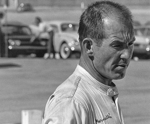 Parnelli Jones in Riverside, California 1965© 1978 Steve Banks - Image 24377_0156