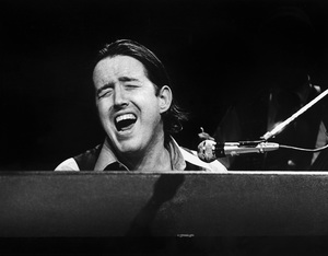 Paul Butterfield at Madison Square Garden in New York City 1969© 1978 Steve Banks - Image 24377_0157