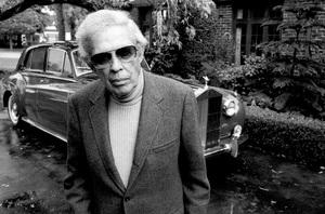 Paul Francis Webster at his Beverly Hills home 1979© 1979 Steve Banks - Image 24377_0158
