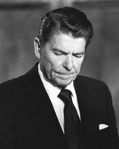 Ronald Reagan (President-elect) in Culver City, CA 1980© 1980 Steve Banks - Image 24377_0173