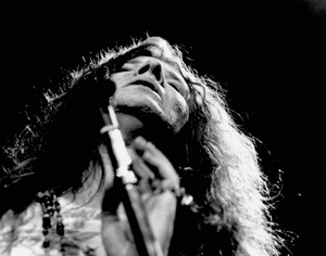 Janis Joplin performing at Madison Square Garden in New York City 1969 © 1978 Steve Banks - Image 24377_0301