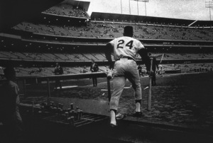 Willie Mayscirca 1960s© Steve Banks - Image 24377_0475