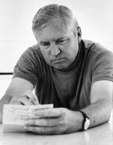 JP Miller in New Hope, Pennsylvania circa 1970s © Steve Banks - Image 24377_0510
