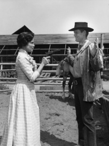 """""""Outlaws""""Don Collier, Pippa Scottcirca 1960** J.C.C. - Image 24378_0002"""