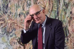 Paul Volcker1994© 1994 Michael Mella - Image 24382_0009