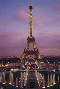 The Eiffel Tower in Paris1994© 1994 Michael Mella - Image 24382_0021