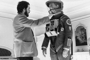 """2001: A Space Odyssey""Director Stanley Kubrick, Keir Dullea1968** I.V. - Image 24383_0008"
