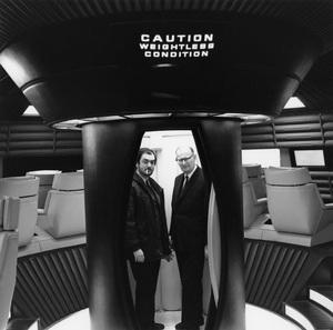 """""""2001: A Space Odyssey""""Director Stanley Kubrick, Arthur C. Clarke1968** I.V. - Image 24383_0010"""