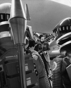 """""""2001: A Space Odyssey""""Director Stanley Kubrick1968** I.V. - Image 24383_0011"""