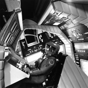 """2001: A Space Odyssey""Keir Dullea1968** I.V. - Image 24383_0012"