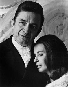 """""""The Johnny Cash Show""""June Carter Cash, Johnny Cash1969** I.V.M. - Image 24383_0023"""