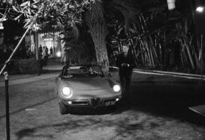 """The Graduate""Katharine Ross, Dustin Hoffman, director Mike Nichols1967** I.V.C. - Image 24383_0031"