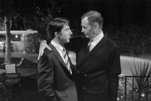 """The Graduate""Dustin Hoffman, Walter Brooke1967** I.V.C. - Image 24383_0034"