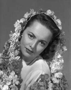 Olivia de Havillandcirca 1940s** I.V. - Image 24383_0077