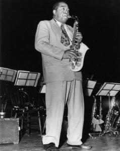 Charlie Parker at the legendary Massey Hall in Toronto1953** I.V.M. - Image 24383_0091