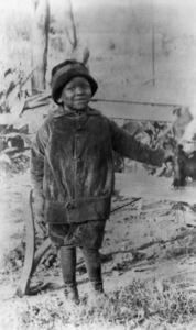 Charlie Parker as a boycirca 1920s** I.V.M. - Image 24383_0094