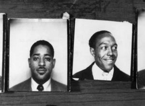Dizzy Gillespie and Charlie Parker1943** I.V.M. - Image 24383_0095