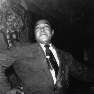 Charlie Parker at the Beehive in Chicago1955Photo by Frank Malcolm** I.V.M. - Image 24383_0102