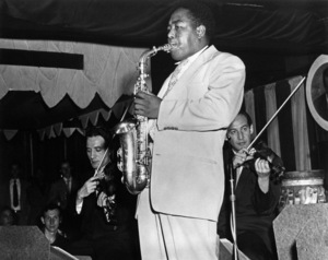 Charlie Parker at Birdland in New York Citycirca 1951** I.V.M. - Image 24383_0103